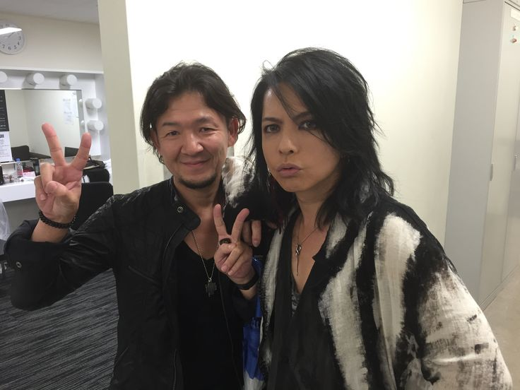 #HYDE & Jin #VAMPS #VAMPSLIVE2016 Additional Show -ACOUSTIC DAY - [Sep 20]