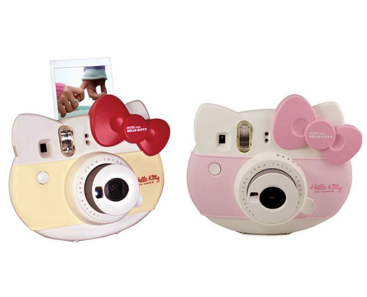 Hello Kitty Fujifilm Instax Instant Camera //Price: $278.99 & FREE Shipping // World of Hello Kitty http://worldofhellokitty.com/fujifilm-instax-mini-hello-kitty-instant-camera-fuji-40-anniversary-film-photo-paper-camera-one-time-shot-mini-8-kamera/    #hellokitty
