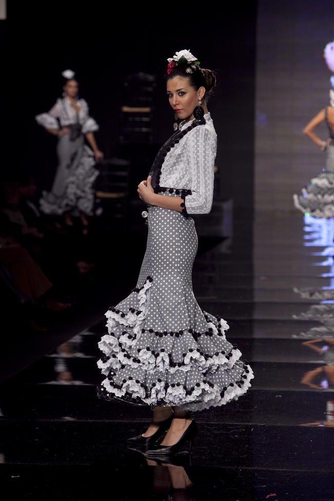 Me encantan las blusas de esta diseñadora. I love her blouses. Wappíssima - Simof 2010 - Pitusa Gasul - Colección