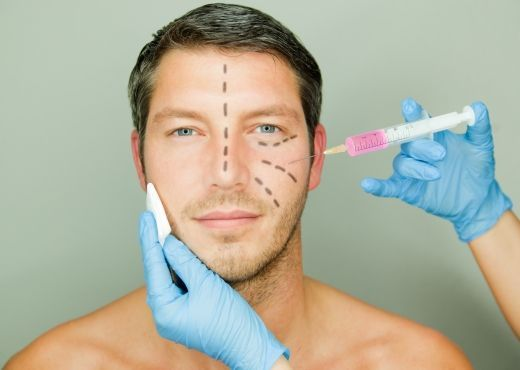Vaidade masculina, uso da toxina botulínica para tratamento das rugas | Skin routine and Plastic surgery