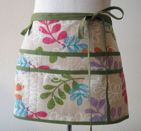 Gardeners Apron by HickoryCreekCrafts on Etsy