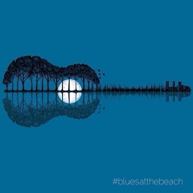 music and the moon