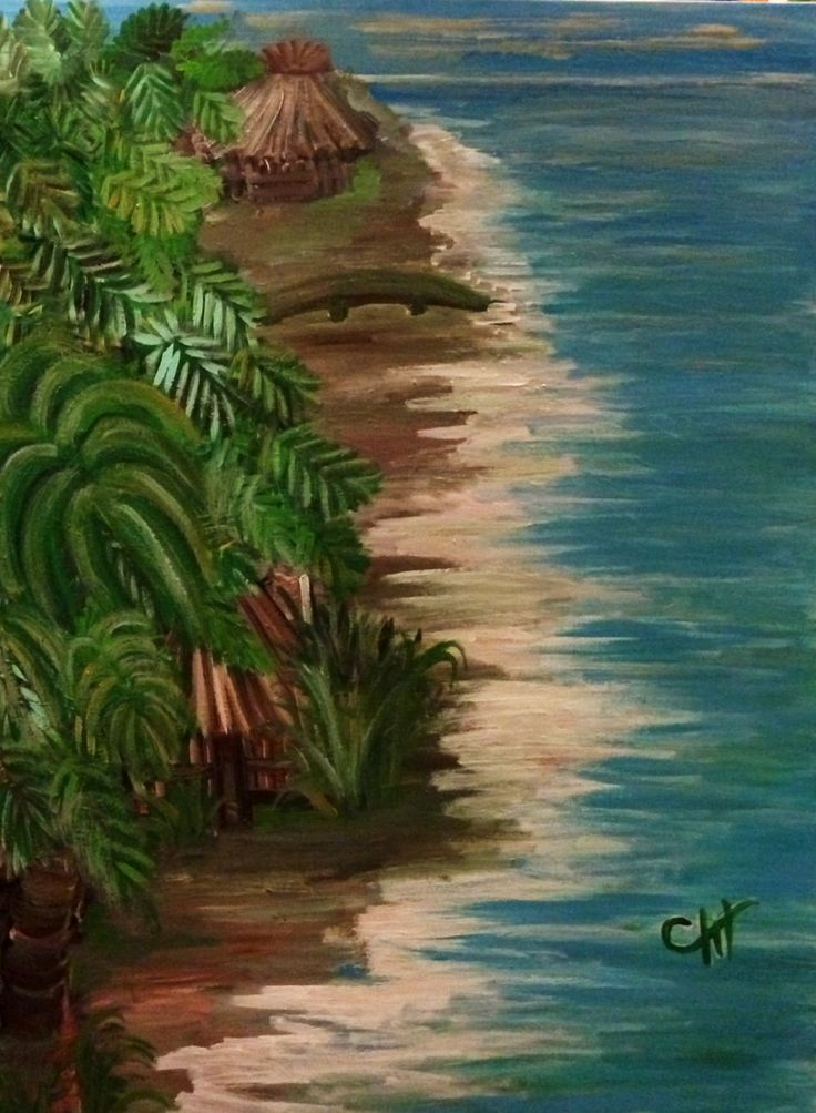 My islandBracamontes Artists, Charlie Dennia