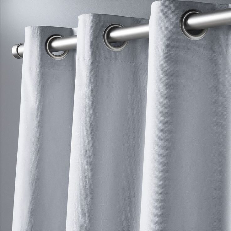 "basketweave silver grey curtain panel 48""""x108"""""