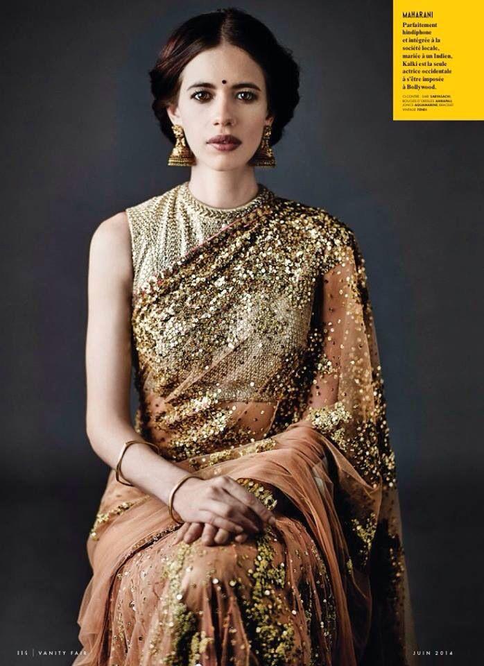 Kalki Koechlin l'étoile de Bollywood actrice française