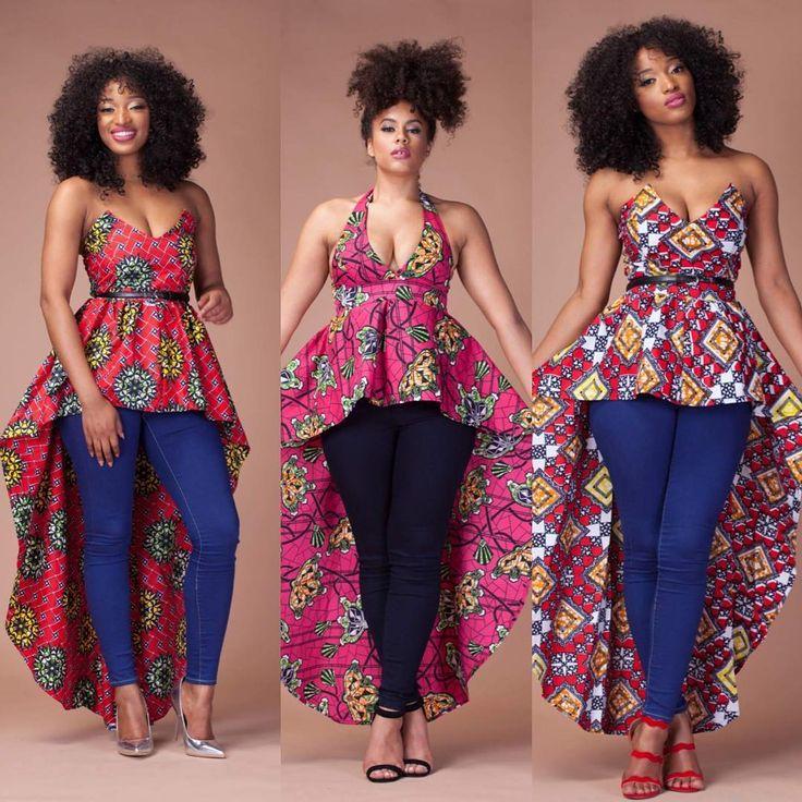 Your Favorite 1,2 or 3?? www.grass-fields.com  #africanfashion #africanprint #africanskirt #africandress #headwrap #africangirl #africanstyle #africanbeauty #africanqueen #blackqueen #africanfabric #africandesign #afro #naturalhair #afrogirl