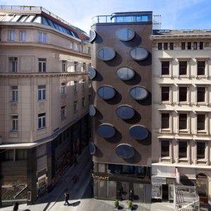 Hotel Topazz by BWM Architekten  und Partner and Michael Manzenreiter