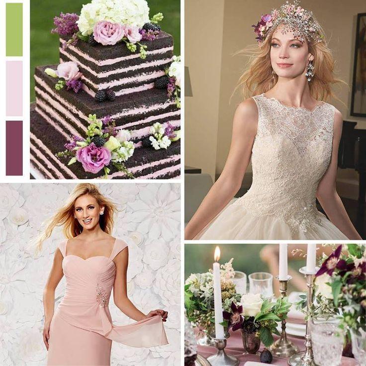 Popular Ella Rosa BE Romantic Wedding DressesVintage