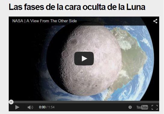 Las fases de la cara oculta de la Luna | Microsiervos (Ciencia)