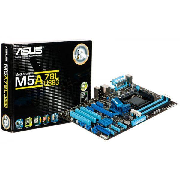 Placa de baza ASUS M5A78L sk AM3+ #componentesecondhand