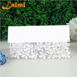 Online Shop 10X pierce Laser Cut flor vinha ofícios de papel convite elegante do casamento decorações de cartão grátis frete|Aliexpress Mobile