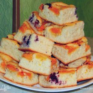Фруктовый пирог на минер…