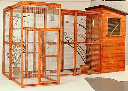 build an aviary - @Jessie Durbin this could be Pluto's newest upgrade!