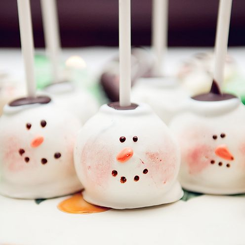 Snowman Pops christmas merry christmas merry x-mas cake pops snowman christmas pictures xmas christmas images christmas decorations happy holidays christmas food