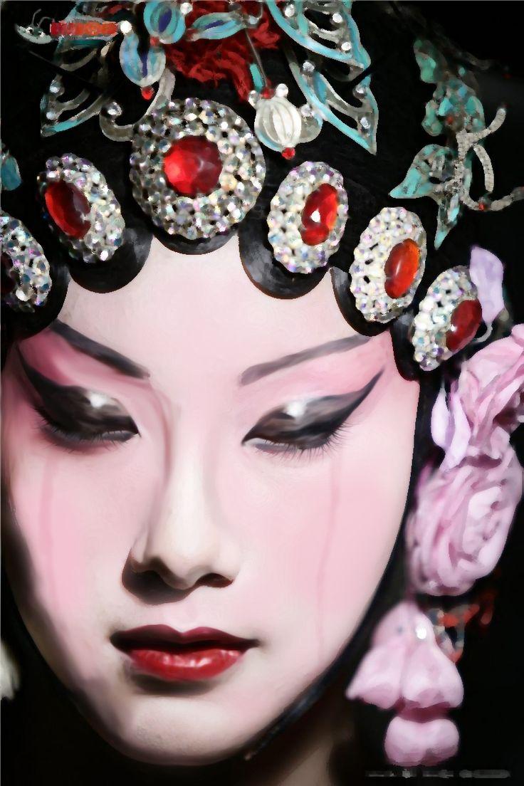 Chinese opera by LaLiar