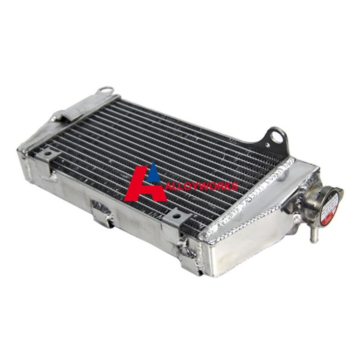 89.99$  Watch here - http://alizri.worldwells.pw/go.php?t=32701857880 - HOT SALE Aluminum radiator FITS Kawasaki KLR650 KLR 650 1987-2007 88 89 00 - 05 High Quality Cooling Motorcycle Parts