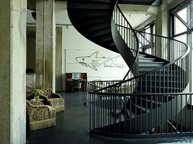 Soho House Berlin Lobby Hirst 2000x1493 Favorite Places