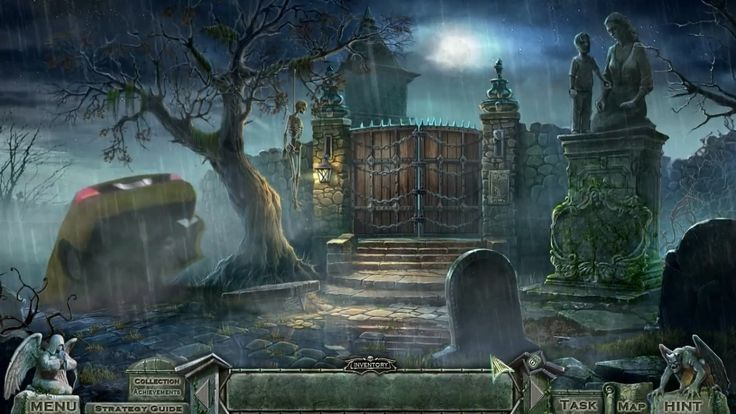 Welcome to the cemetery!  At Death's Door Collector's Edition game is long enough to provide divertissement for you during few hours.