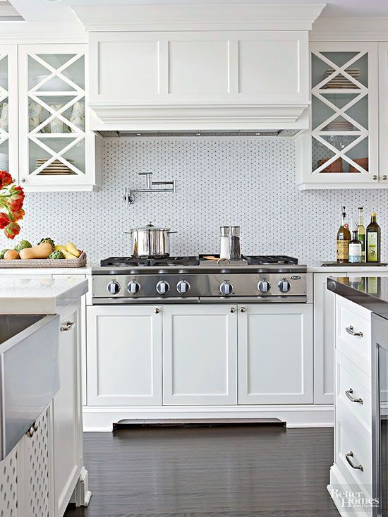 25 best custom range hood ideas on pinterest diy hood for Kitchen cabinets 101