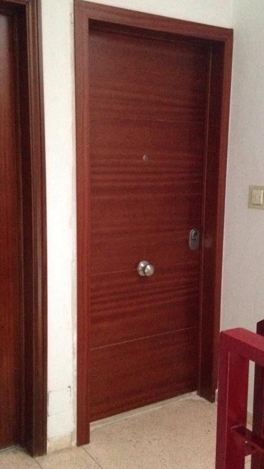 Cerradura puerta blindada top cerrojo antipnico with - Cerraduras para puertas blindadas ...