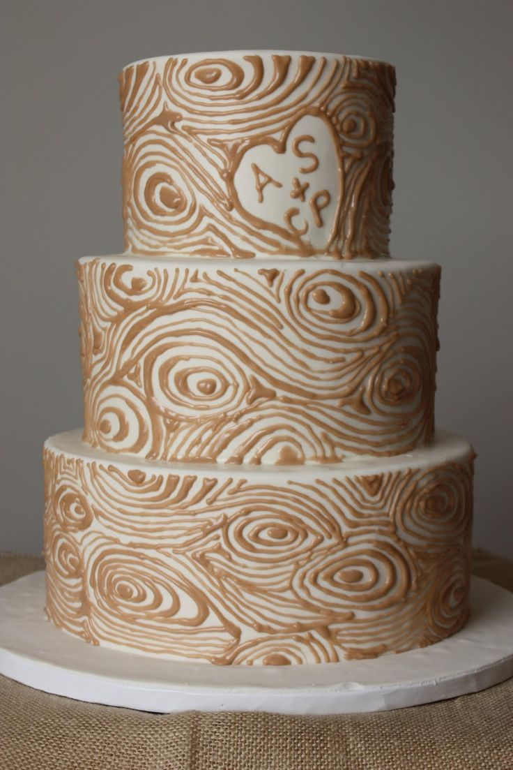 wood wedding cake wedding the giving tree and cakes on 27618