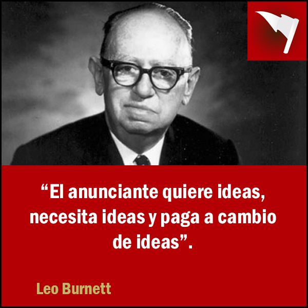 #Frases #LeoBurnett