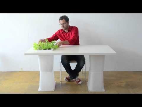 Grow your own food with IKEA hacking [via ELIOOO]
