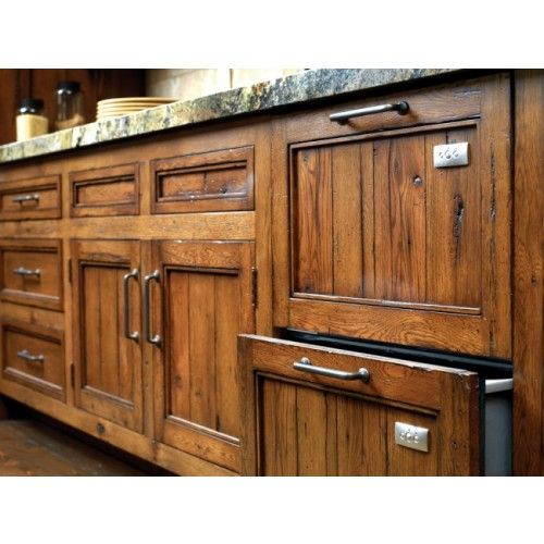Unique Mission Style Cabinet Pulls