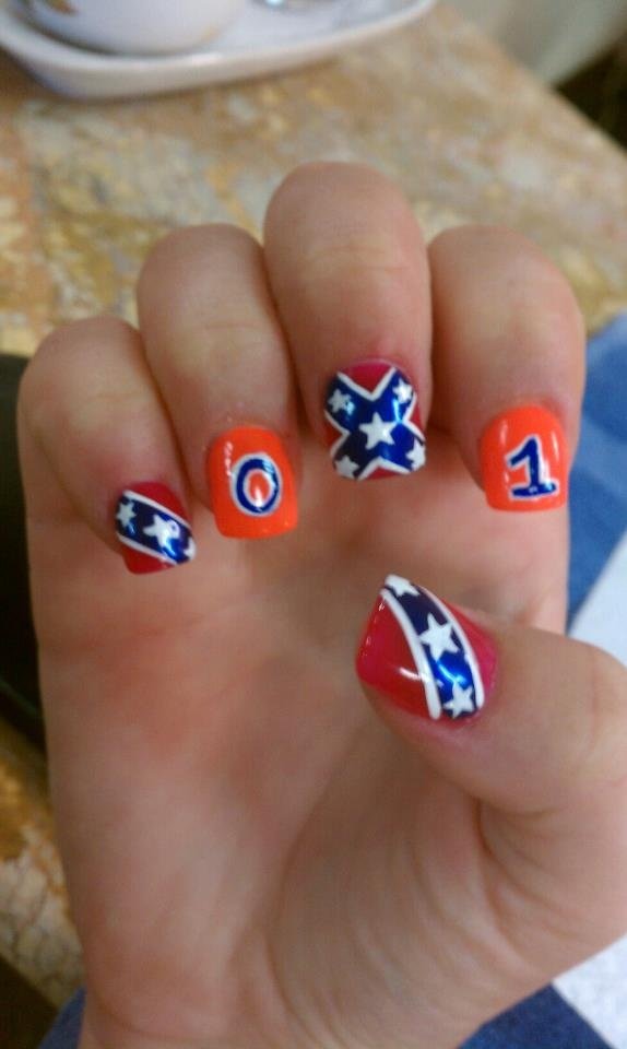 The 25 best chevy nails ideas on pinterest country girl nails dukes and hazzard nails prinsesfo Choice Image