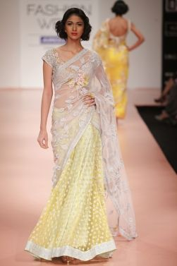 I like that kind of yellow in desi clothes