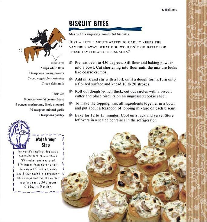 All Natural Recipes For Dog Treats
