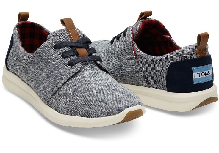 If you don't already have a sneaker collection, start here.  Del Reys are the perfect go-to shoe for casual days that call for extra comfort.
