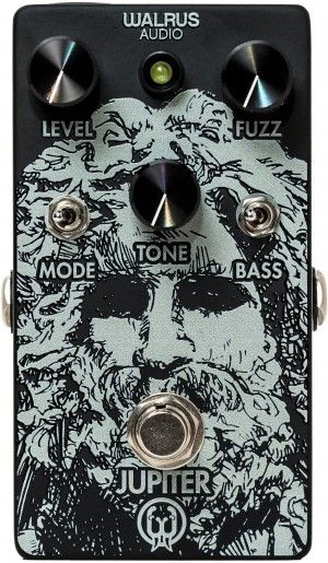 Walrus Audio Jupiter Fuzz 2013 Special Edition