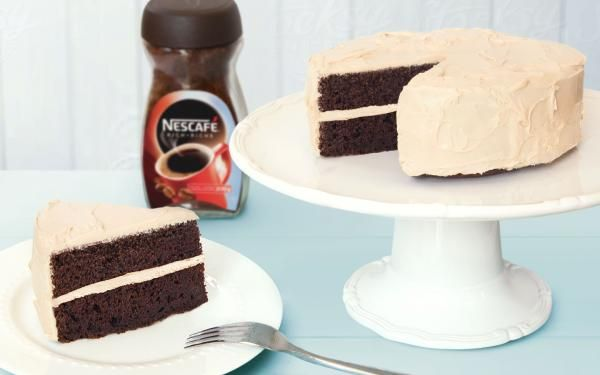 The best cake ever, starts with a NESCAFÉ. Try, share and enjoy!
