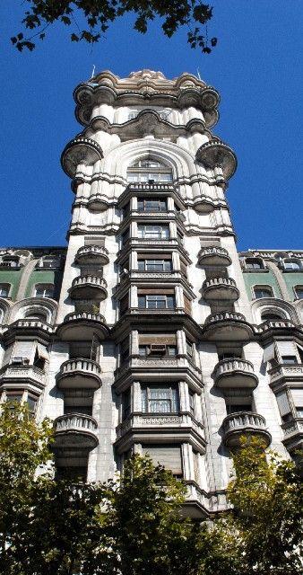 Art Nouveau de Buenos Aires , la Academia Porteña del Art Nouveau  .Argentina