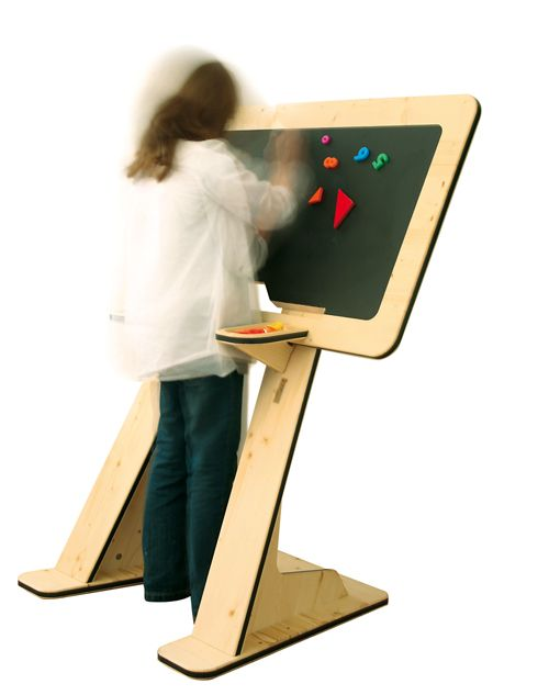 The AZ adjustable childrens desk