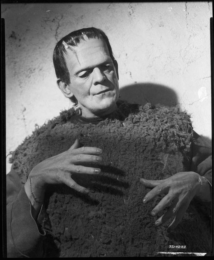 Frankenstein Creature Quotes: 48 Best Frankenstein Portraits Images On Pinterest