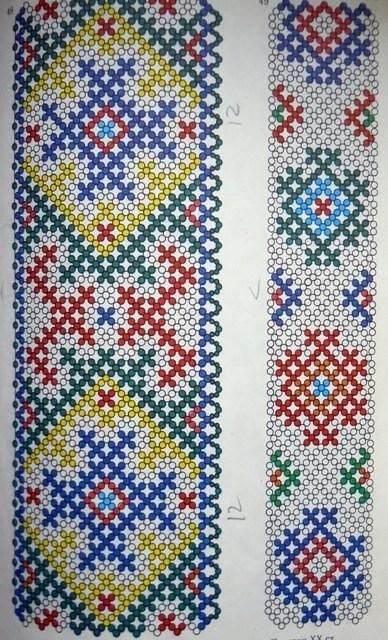 41 Best Images About Huichol Pattern On Pinterest Seed