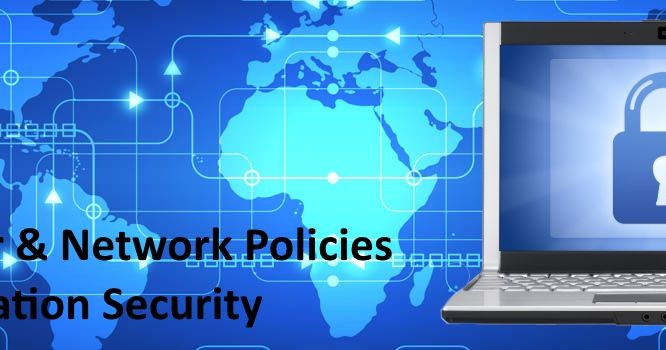 Network Policies     This group of policies applies to the network infrastructure to which computer systems are attached and over which... #SoftwareDevelopmentCompanyIndia #ASP.NETCompanyIndia #c#CompanyIndia