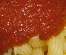 Rezept Tomatensoße die Kinder lieben von shae - Rezept der Kategorie Saucen/Dips/Brotaufstriche