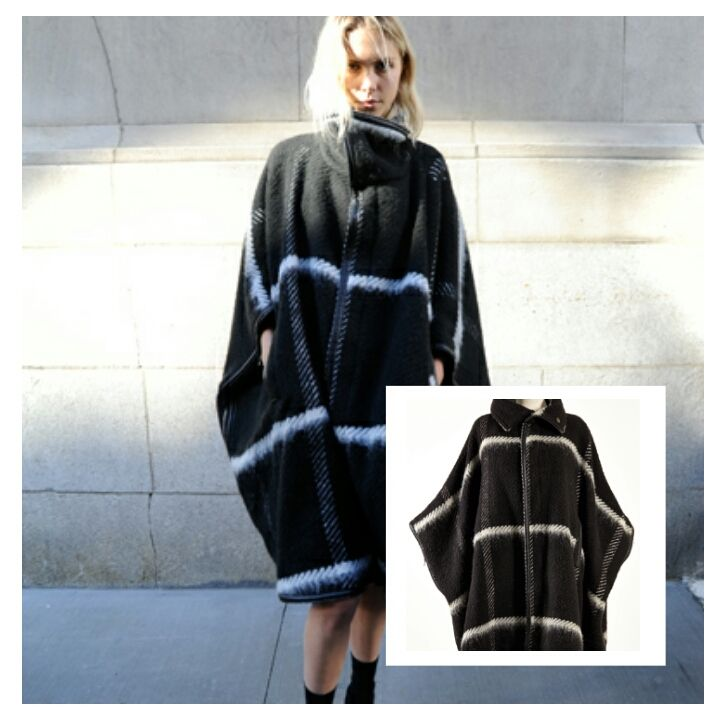 Henrik Vibskov New Duvet Coat.  Size XS/S.  $350.00 www.closetcollabo.ca/product/henrik-vibskov-new-duvet-coat/