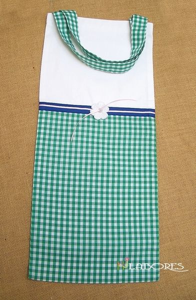 Bolsa para el Pan de HJ Labores por DaWanda.com
