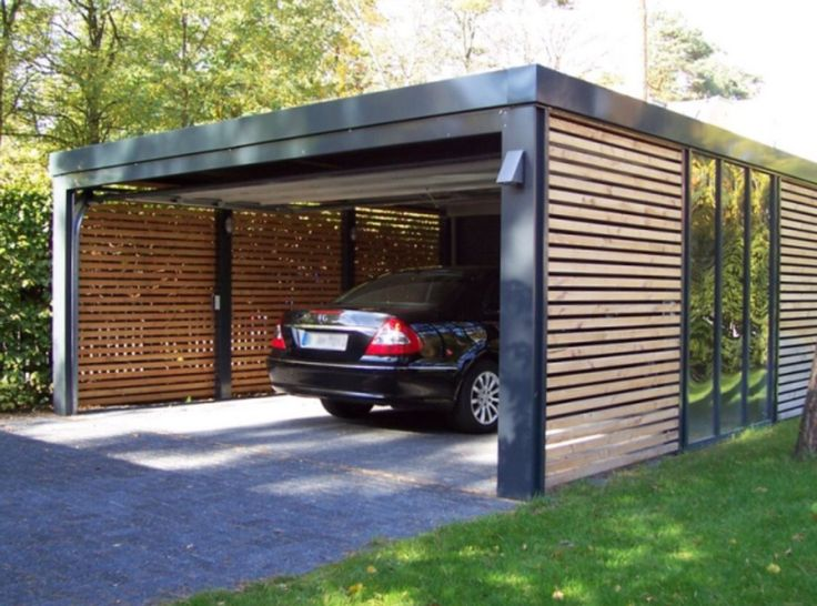 Pin by Cobus de Wet on Somer net Modern carport, Carport
