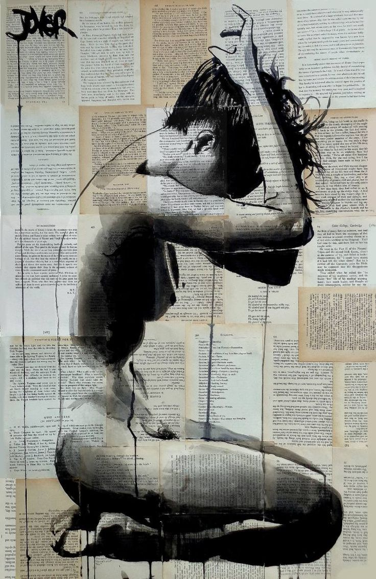 "Saatchi Art Artist Loui Jover; Drawing, ""moments in harmony"" #art"