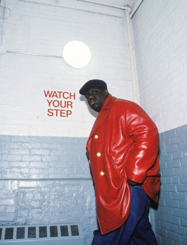 BIG / watch your step