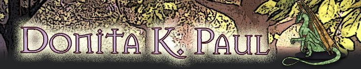 If you love fantasy and dragons, you'll love DKP! Read all of her Dragon Keeper books while recovering from knee surgery #2.