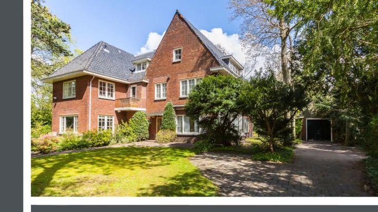 Half vrijstaande villa Aerdenhout