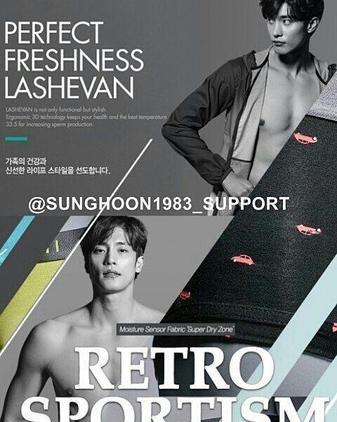 20 個讚,1 則留言 - Instagram 上的 Debbie Moh(@debbie_moh):「 #Repost @sunghoon1983_support ・・・ [ MODEL ] #SUNGHOON is 2017 Model of brand #LASHEVAN #라쉬반 2017 새… 」