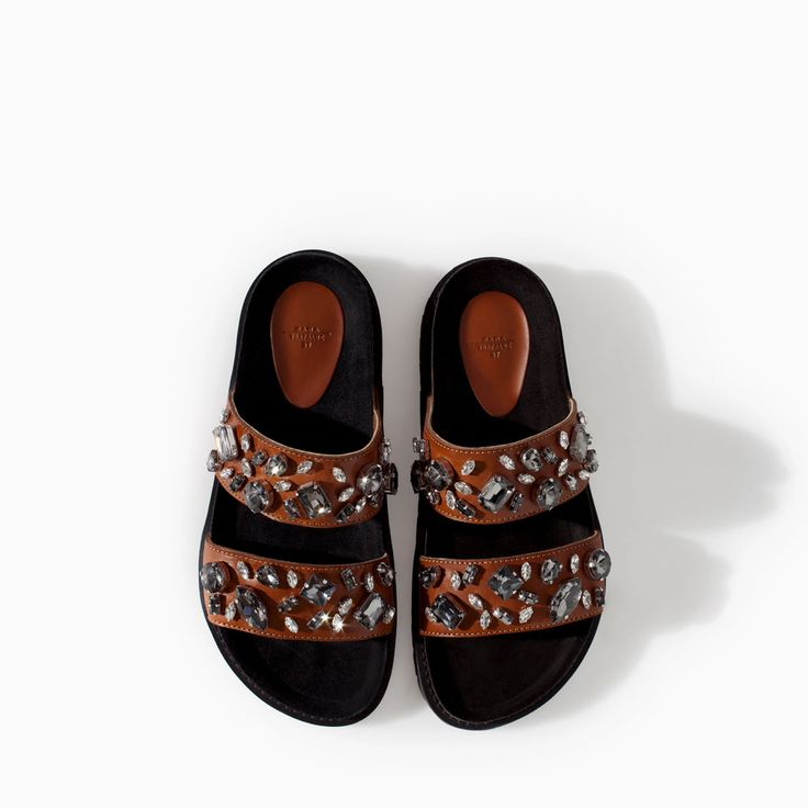 We are thinking we may actually be able to support these ugly sandals from Zara.