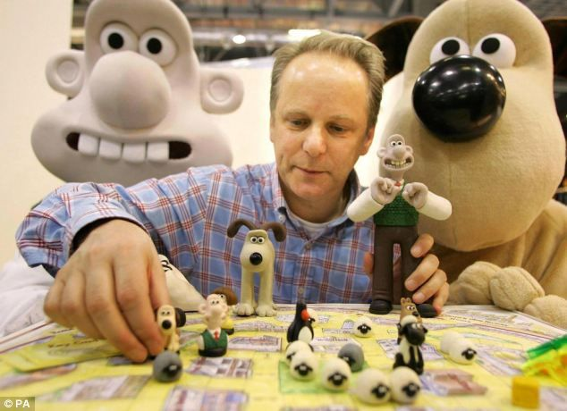 Gotta love Wallace and Gromit!
